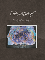 """Artist Christofer Aven takes viewers on an interpretive journey with her collection of unique and colorful creations. Her artistic phases have culminated in her newest body of work, """"Phaintings."""""""