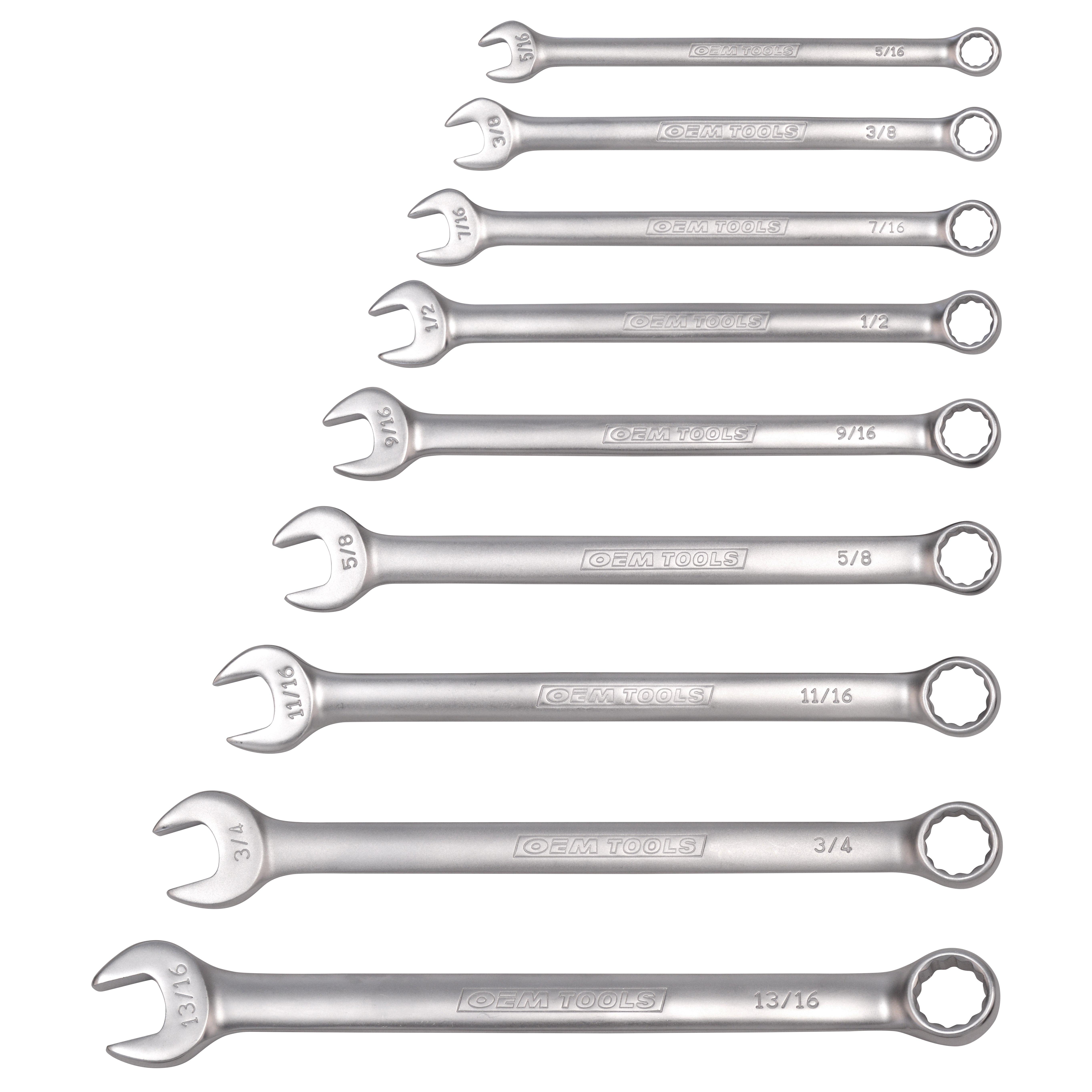 mechanic tools. oem mechanic tools combination wrench sets