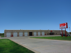 Inland's new Tulsa facility is located at 13502 East Admiral Place in Tulsa, near I-44. Parts, truck repairs and service are available from 7:30 a.m. to 5:30 p.m. weekdays and 8:00 a.m. to 4:30 p.m.