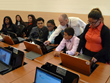 Don Bosco Cristo Rey Opens Carlyle Computer Lab, Outfitted, Designed and Custom Engineered by SMARTdesks