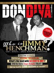 Don Diva Magazine Cover