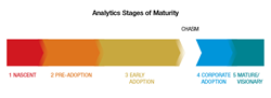 thumbnail image of the TDWI Analytics Stages of Maturity