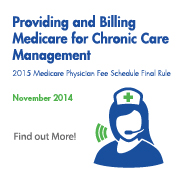 Pershing Yoakley & Associates White Paper reviews 2015 Medicare Physician Fee Schedule Final Rule