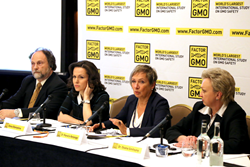 Factor GMO Press Conference London