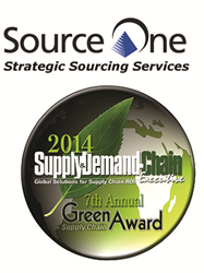 Supply Chain Green Award from Supply & Demand Chain Executive Magazine