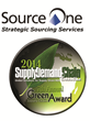 Source One Management Services, LLC Awarded the Supply & Demand...