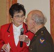Holy Cross Village Hosts We Honor Veterans Pinning Ceremony