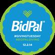 #BidPalGiving