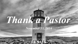 Innovate 4 Jesus; #ThankAPastor
