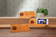 New Koostik Kit Amps Up Music For All iPhones - Ingenious Wooden...