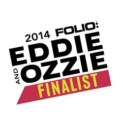 Bayou City Magazine is a finalist in the 2014 Folio: Eddie & Ozzie awards!