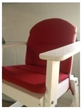 LIFEGUARD CHAIR SEAT CUSHION