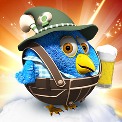 Bird Duel Game Icon