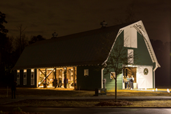 Carnes Crossroads Green Barn