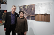 Stuart Kestenbaum, Director, Haystack Mountain School of Crafts & artist Wendy Maruyama