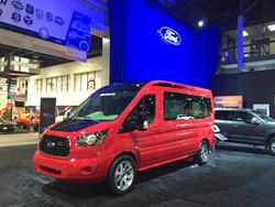 Webasto Ibiza HVAC system, 2015 Ford Transit, 2015 Ford Transit image