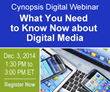 Cynopsis Digital Webinar on Dec. 3 – What You Need to Know Now about...