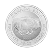 JM Bullion Announces Launch of New 2015 1 1/4 oz Canadian Silver Bison...