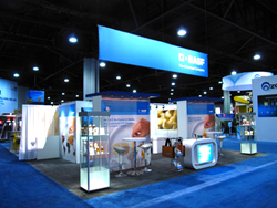 Trade Show Exhibit by Absolute Exhibits at IPPE