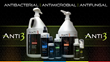 Anti3 Protect Series announces the immediate availability of its complete line of naturally derived anti-bacterial, anti-fungal, and anti-microbial product.
