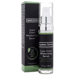 Ageless Derma Super Green Moisturizing Serum