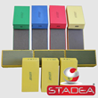 Diamond Hand Polishing Pads - STADEA Series Super A For Marble Stone Concrete Glass Granite Polishing