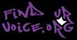 FindUrVoice WordMark Only