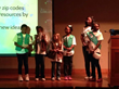 "Girl Scout Troop Wins First Annual Hack Columbus ""Hack-a-thon"""