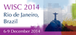 WAO International Scientific Conference (WISC 2014) welcomed allergy and asthma professionals to Rio de Janeiro, Brazil