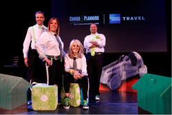 Cruise Planners executive team at the 2014 Cruise Planners Convention