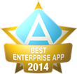 "i2e Consulting's Project Planning Pro named ""Highly Commended, Best Enterprise App"" in the 3rd Annual Appsters Awards 2014"