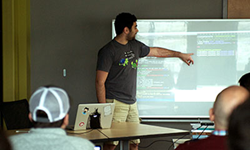 Ruby on Rails Engineering at The Iron Yard.