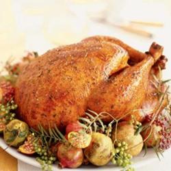 Thanksgiving turkey to go