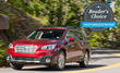 Subaru Outback Wins 2015 AutoGuide.com Reader's Choice Utility Vehicle...