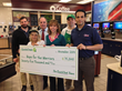 QuickChek Gives Big Support to Hope For The Warriors One Dollar at a...