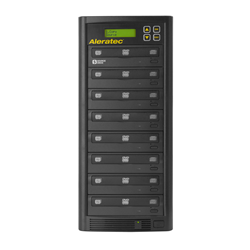Aleratec-1-to-7-DVD-CD-Copy-Tower-Duplicator-Part-260182