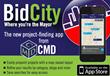 CMD Introduces BidCity App for Contractors