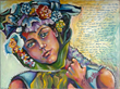 100% of Proceeds Donated by Santa Fe Fine Artist Robbi Firestone to Benefit Youth at Wheelhouse Art's Sacred Body Opening