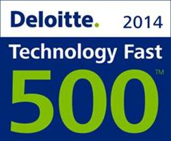 Deloitte Technology Fast 500 Logo