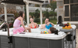 Outdoor Spas and Hot Tubs from XC Spa on Sale Now