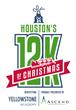 Houston's 12K of Christmas on December 20, 2014