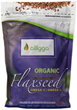 Alligga Ground Flaxseed, BG Health, Alexandria Wachtel