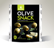 Gaea High Quality Olive Snacking Pouches