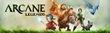 Golden Gate Games (G3) to Bring Spacetime Studios Hit Mobile MMO Game, Arcane Legends, to China