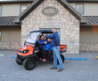 BBL Construction Gives Away Kubota RTV In Promotional Sweepstakes