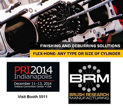 PRI Show 2014 - Visit BRM in Booth #5511