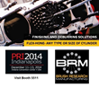 BRM Announces PRI 2014 Tradeshow Plans (Booth #5511): Surface...