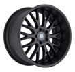 Aftermarket BMW Wheels by Beyern - the Munich in Matte Black