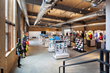 The Pearl Izumi Business Center provides space to display new products to retailers. (photo: Raul Garcia)