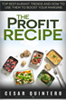Food Entrepreneur Cesar Quintero Releases First Book, Sharing His...